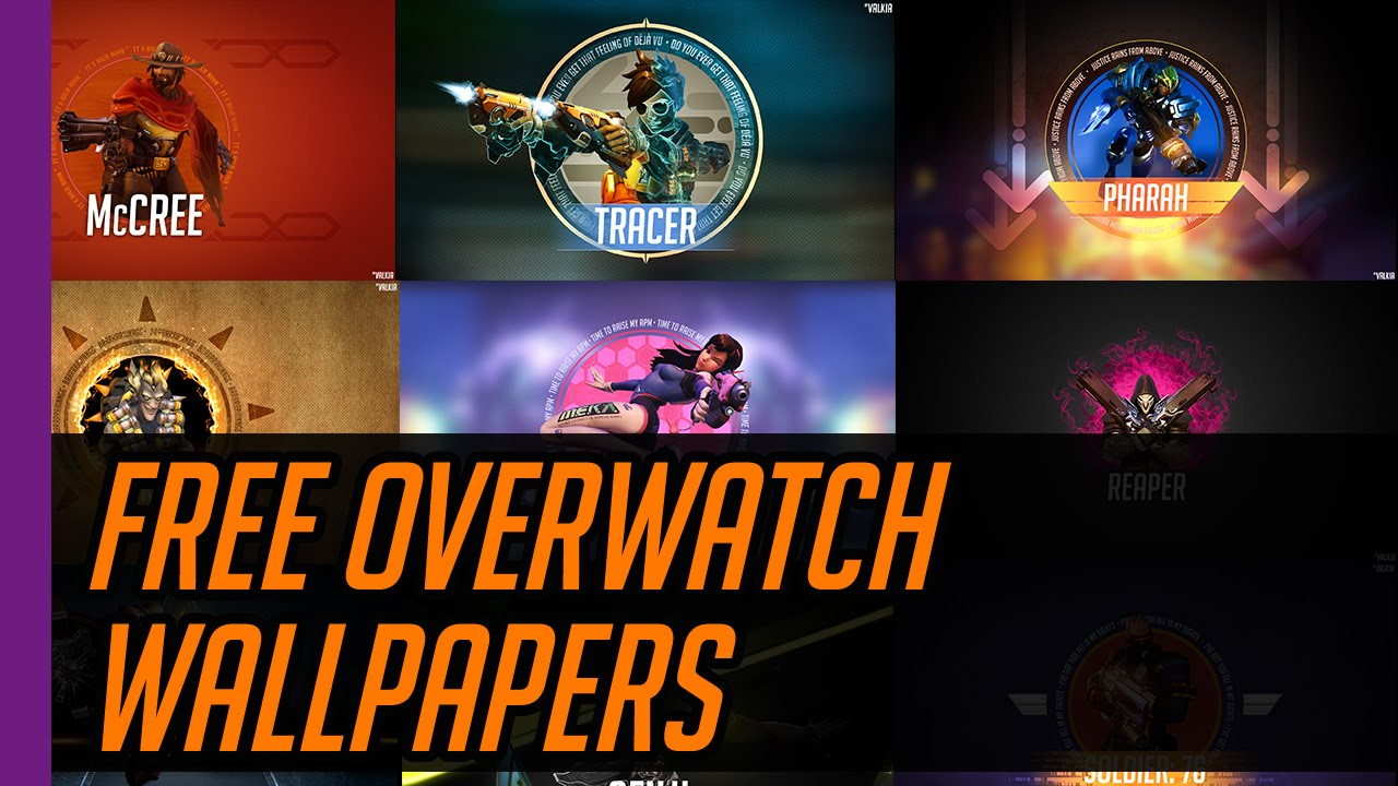 free overwatch hd wallpapers || 2560x1440 || 1920x1200 || 1920 x