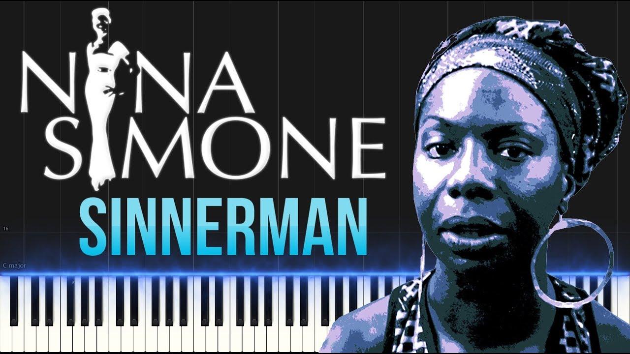 nina-simone-sinnerman-piano-tutorial-synthesia-piano-synthesia