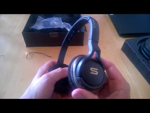 First Look and Unboxing - The Soul Transform Wireless Headphones. #Headphones