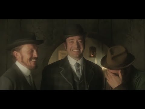 RIPPER STREET  Series 2  Behind the s