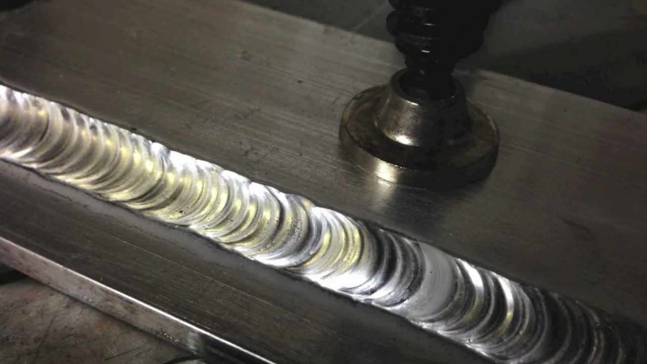 Longevity Tigweld 200ex Tig Aluminum Multipass Lap Joint