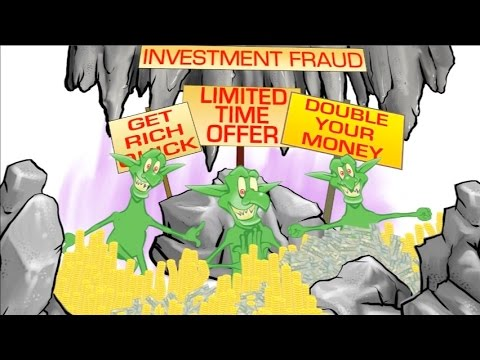 Investment Scams - A joint presentation