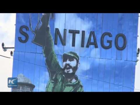 Santiago de Cuba, Fidel Castro's city