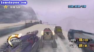 Motorstorm: Arctic Edge - PS2 - 87 - Edge of Reason