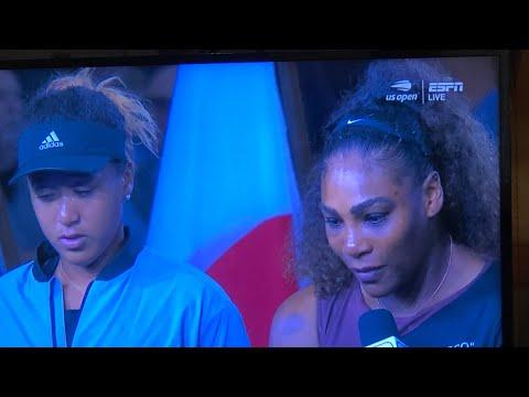 Naomi Osaka Beat Serena Williams But US Open Umpire Carlos Ramos Was Sexist In Penalizing Serena