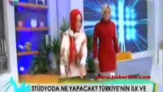 Tireli Ahmet'in şarkısı Saba Tümer'le Bugün'de