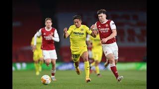 UEFA Europa League | SF | 2nd Leg | Arsenal v Villarreal CF | Highlights