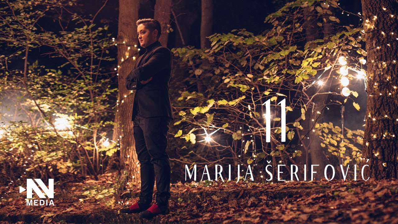 Download MARIJA SERIFOVIC - 11 - (OFFICIAL VIDEO)