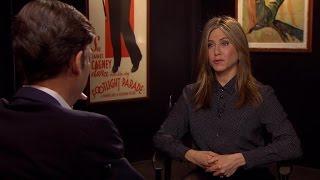 Jennifer Aniston on movie and TV fame