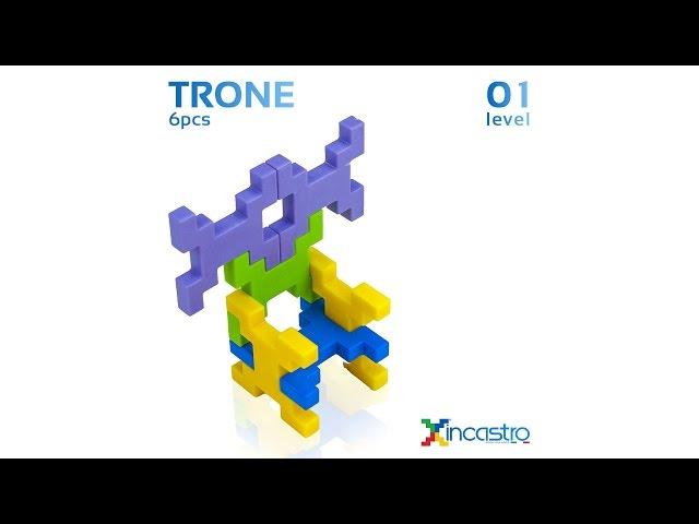 INCASTRO | Level 1 | Trone