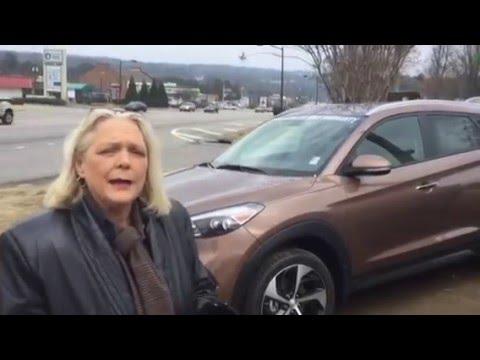 Hello Richard, check out this video on the 2016 Hyundai Tucson here at Tameron Hyundai.