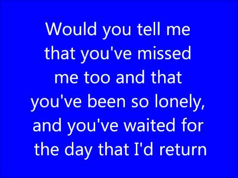 Randy Travis - I Told You So (Lyrics)