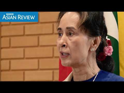 Suu Kyi: Myanmar constitution must change for 'complete democracy' -- Exclusive interview