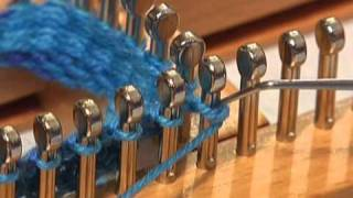 Sock Loom: Heel and Toe Part 1