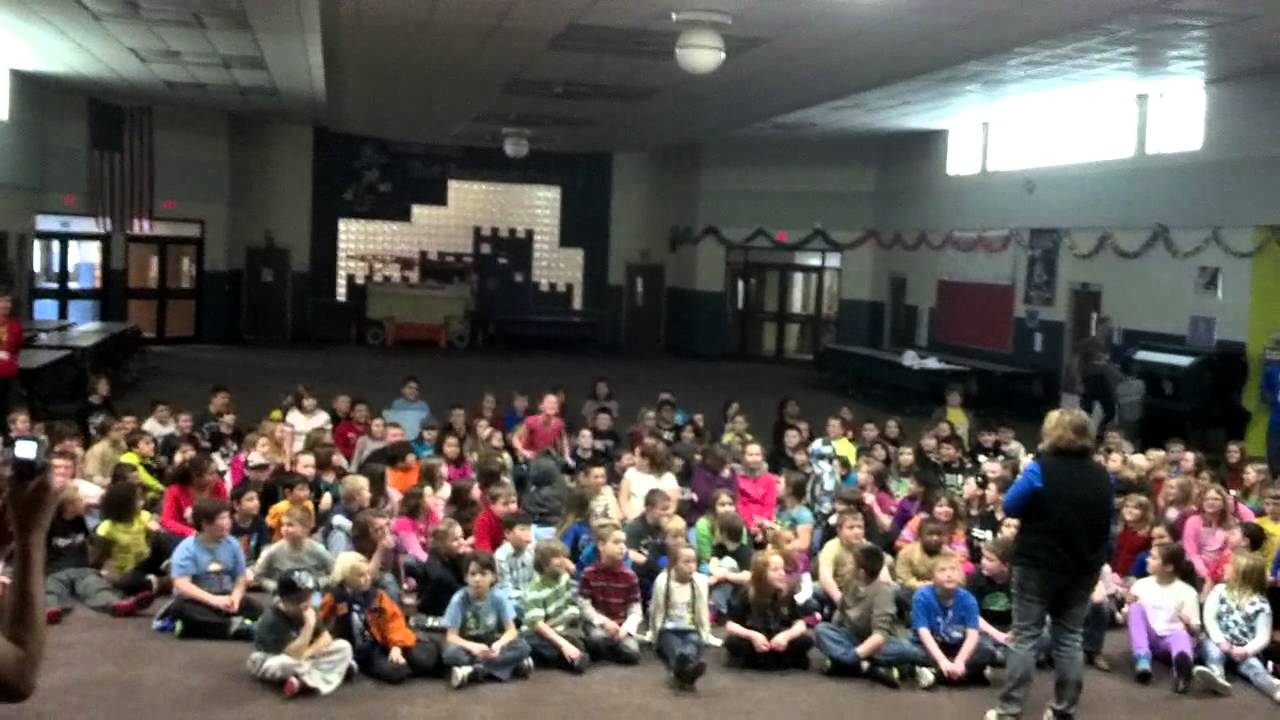 Pleasant Ridge Elementary Harlem Shake Youtube