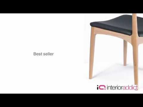 Hans J Wegner Style Elbow Chair CH20