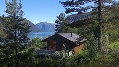 Schönes Ferienhaus am Hardangerfjord Norwegen