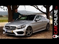 Mercedes-Benz C200 Coupé AMG 2016 Car Review