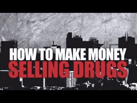 How To Make Money Selling Drugs - Documentary with Bert Marcus