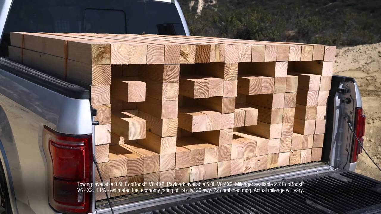Ford Tv Commercial For The F 150 Youtube