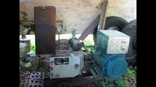 Chinese Diesel Generator Start and Switchover