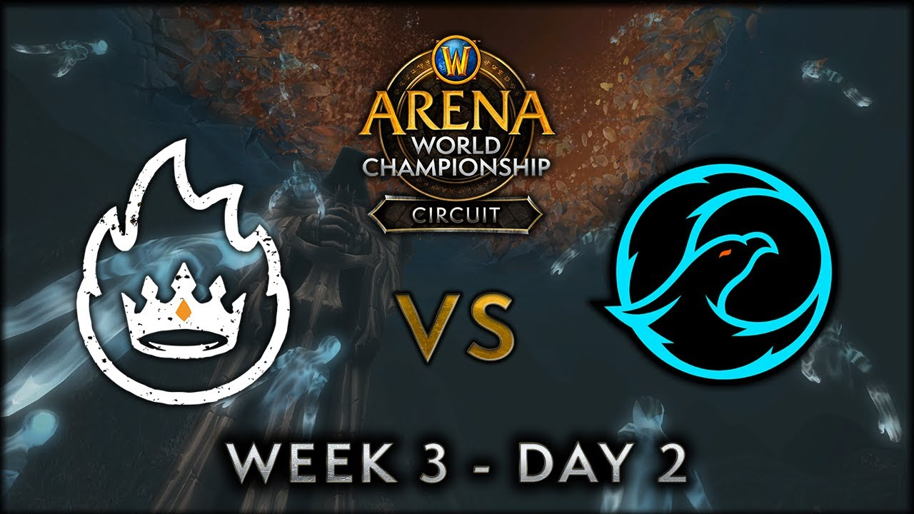 OTK vs Charlotte Phoenix | Week 3 Day 2 | AWC SL Circuit