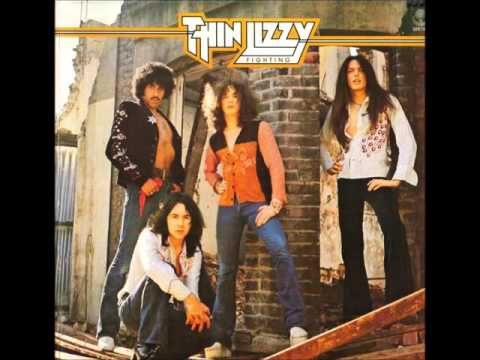 Thin Lizzy - Fighting (1975)