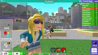 Roblox gameplay#2 cursed island