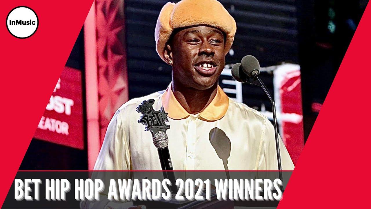 BET Hip-Hop Awards 2021: Tyler, Cardi B and Megan top full list of ...