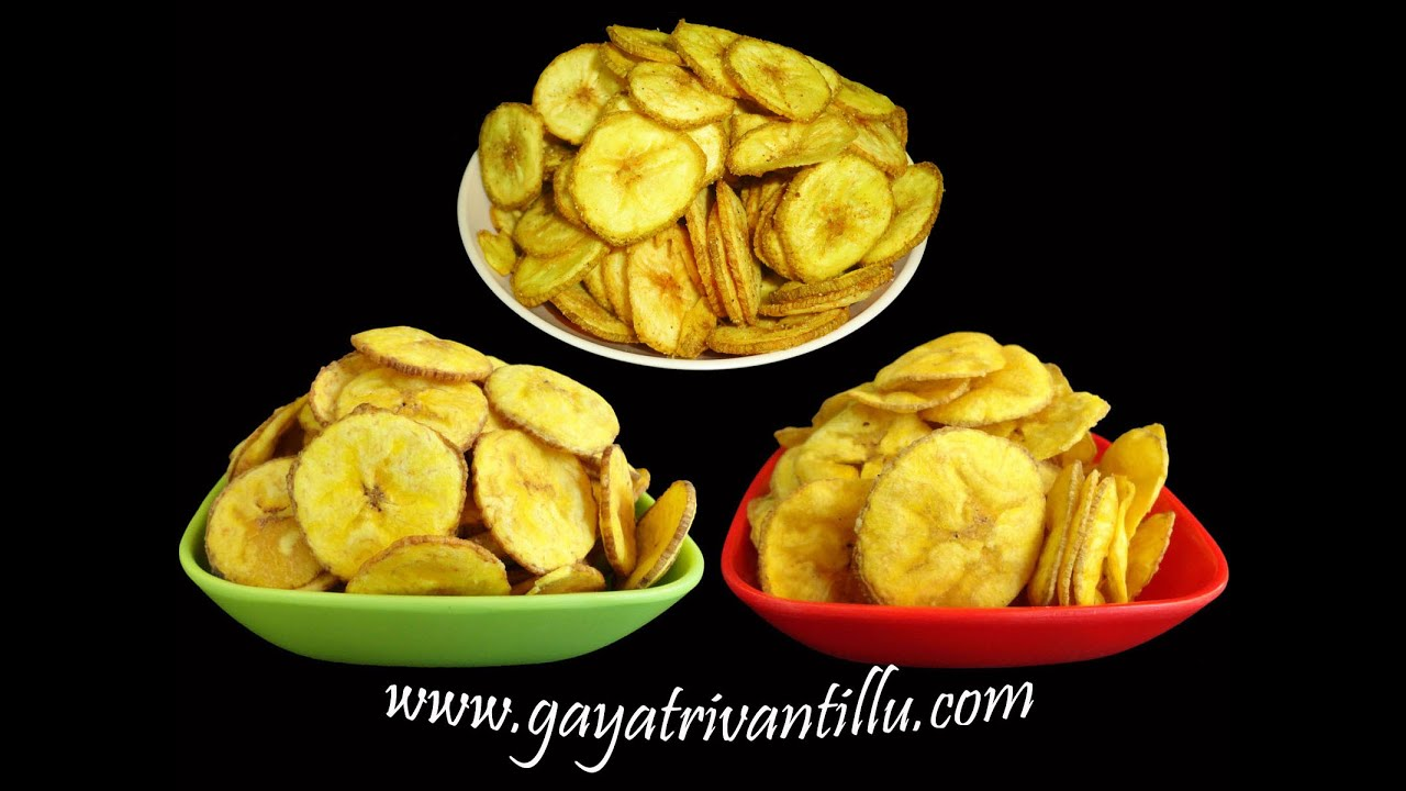 Banana chips indian andhra telugu recipes youtube forumfinder Image collections