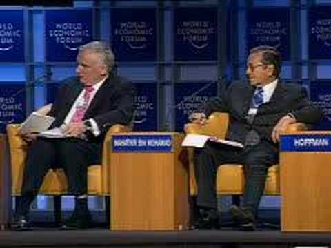 Davos Annual Meeting 2003-Fight against Terrorism-Highlights