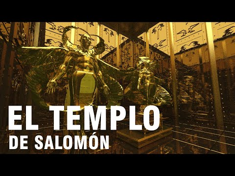 El Templo De Salomón 💥  | Visita Virtual 3d #diseño #history #industrialdesign