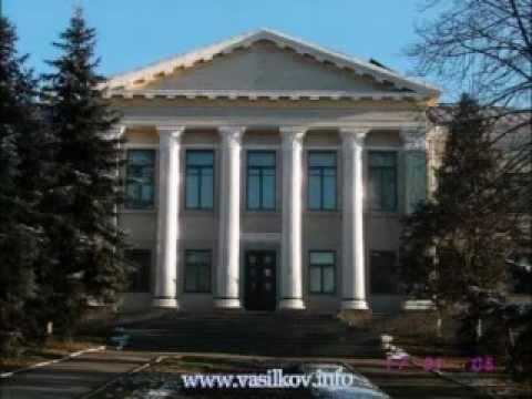 Мой родной город Васильков