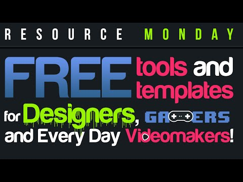 Free Vector Social Icons for Adobe Photoshop (Resource Monday)
