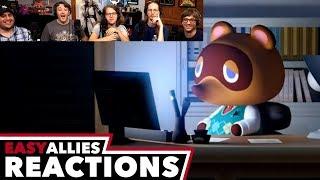 Nintendo Direct Sep 13, 2018 - Easy Allies Reactions