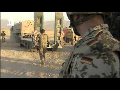 Bergetrupp ISAF