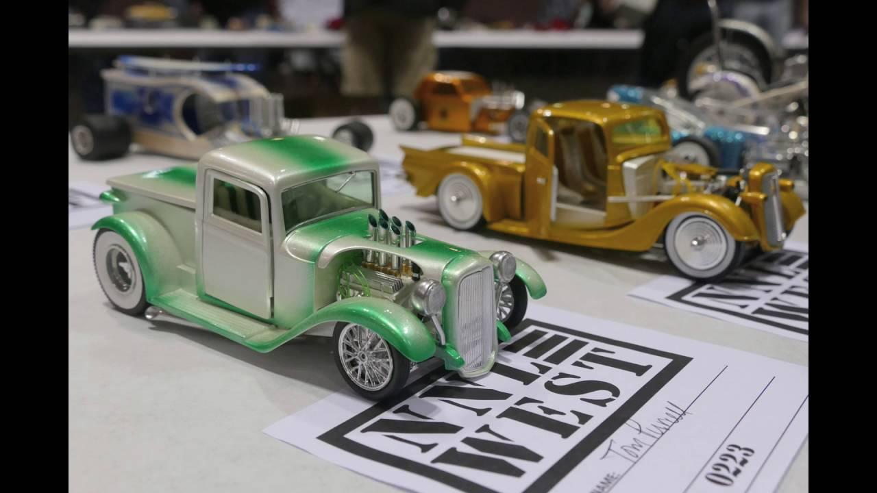 Nnl West 2016 Model Car Contest Youtube