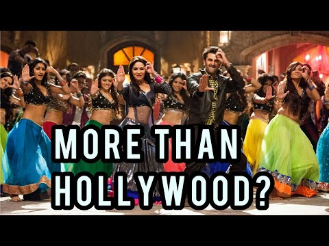 How big is Indian film industry?