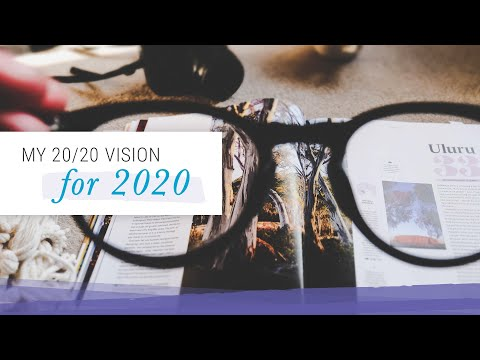 My 20/20 Vision for 2020 | Jack Canfield