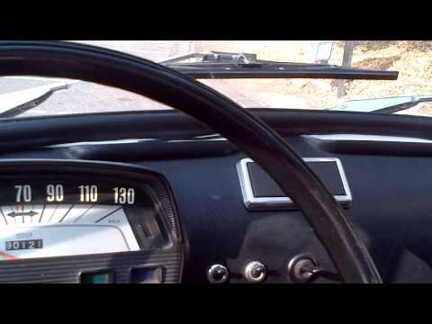 Klaxon Italien Fiat 500