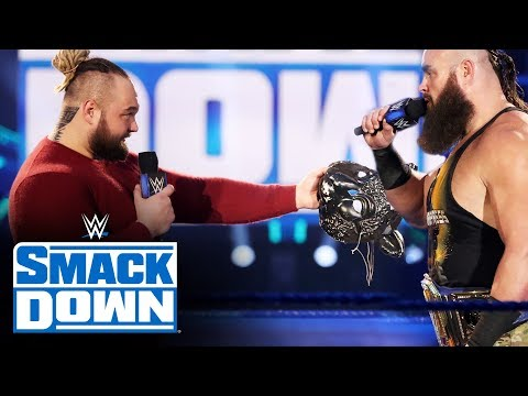 Bray Wyatt gives Braun Strowman one last chance to come back home: SmackDown, May 8, 2020