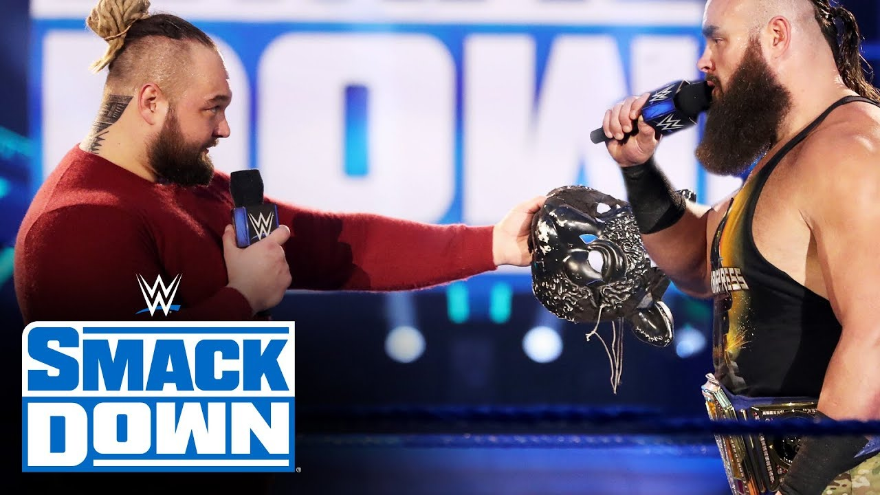 Bray Wyatt Vs Braun Strowman Cinematic Match Planned For WWE Extreme Rules 1