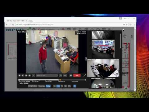 Kipod and Metro CCTV Webinar on Live Video Monitoring and Central Stration