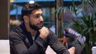 Amir Khan previews Whyte vs Chisora 2 & Warrington vs Frampton
