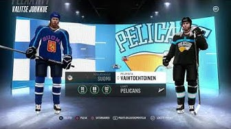 NHL 18 Top 80 Pelipaidat imo