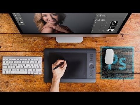How To Set Up A Wacom Tablet For Retouching