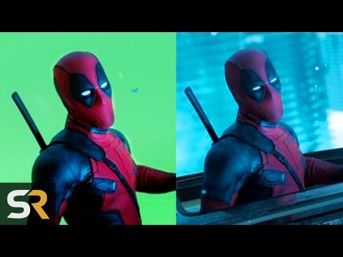 10 Digital Movie Effects That Made Superhero Stunts Look Better!