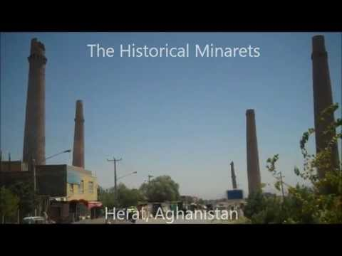 The Historic Minarets of Herat