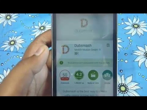 How To Install Dubsmash In All Incompatible Android Device