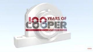 Cooper Split Roller Bearings